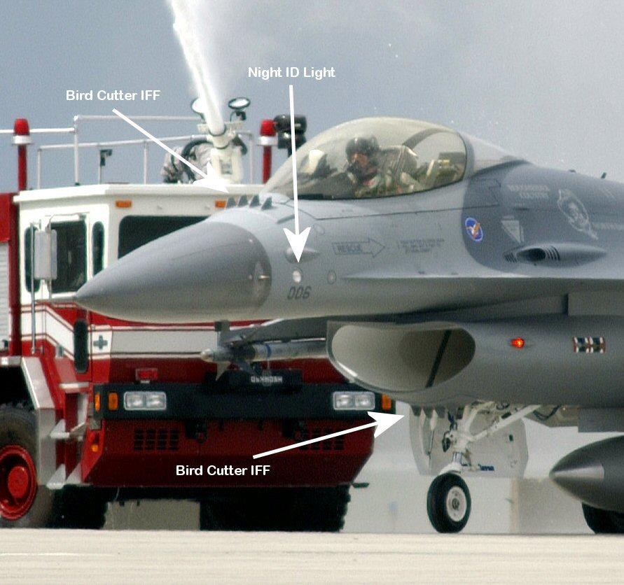 مواصفات مقاتله f-16iq العراقيه