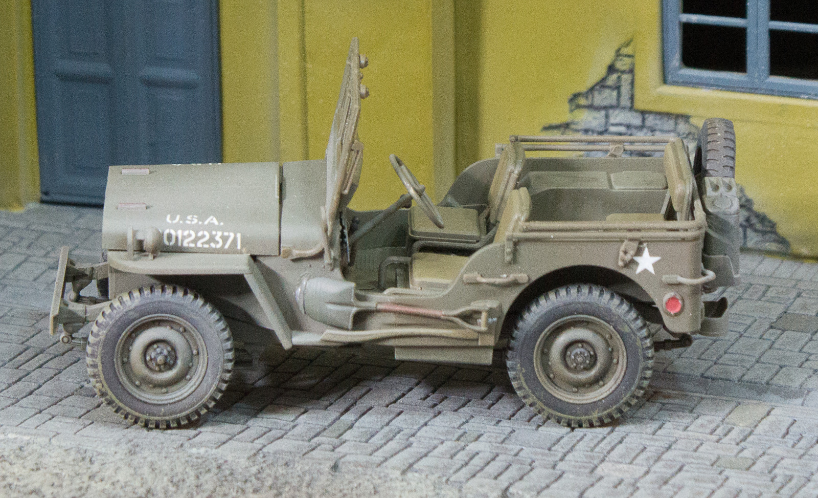 Willys Jeep Build Kit
